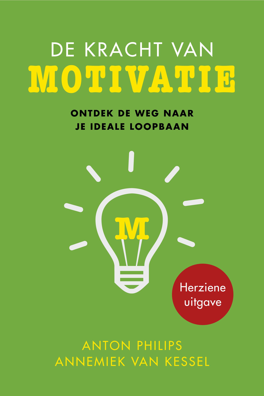 De kracht van motivatie. Cover